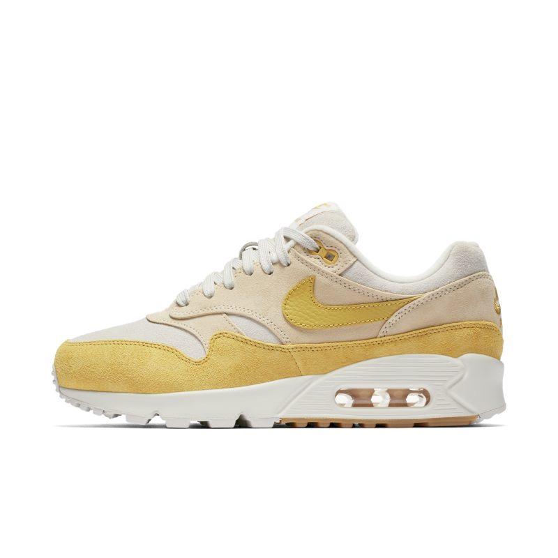 purchase cheap 82f32 7d8fe Nike Air Max 90 1 Zapatillas - Mujer - Crema