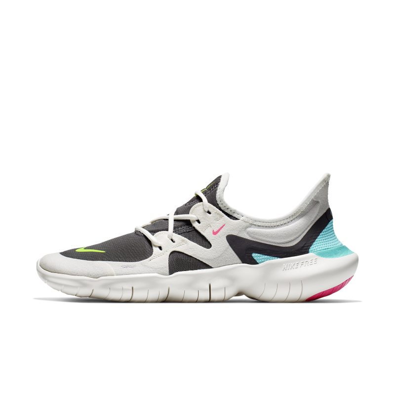 Nike Free RN 5.0 Zapatillas de running - Mujer - Crema