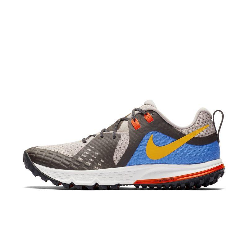 Scarpa da trail running Nike Air Zoom Wildhorse 5 Donna Grigio