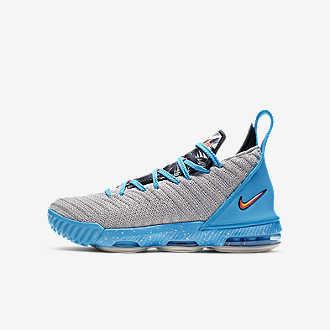 new concept a7c77 20c83 Kids  LeBron James Shoes. Nike.com
