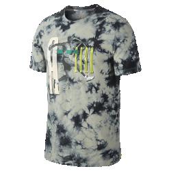 <ナイキ(NIKE)公式ストア>ジョーダン ウォッシュド メンズ Tシャツ AQ3754-334 グリーン ★30日間返品無料 / Nike+メンバー送料無料!画像