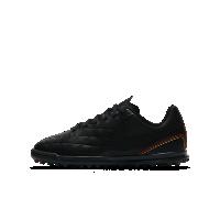 <ナイキ(NIKE)公式ストア>ナイキ ジュニア ティエンポX リオ IV 10R キッズ 人工芝用 サッカーシューズ AQ3825-007 ブラック画像