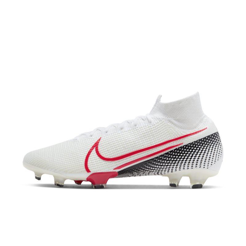 Nike Nike Mercurial Superfly 7 Elite FG Firm-Ground Football Boot - White