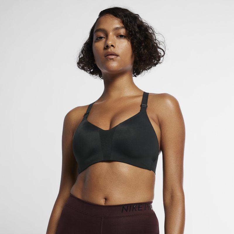 Nike Rival Sujetador deportivo de sujeción alta - Mujer - Negro