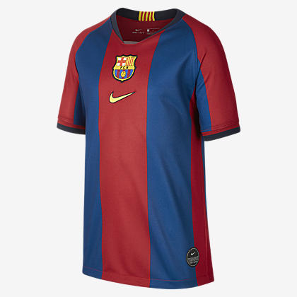 6afff5d72 FC Barcelona 20th Anniversary Vapor Match Men's Shirt. Nike.com ZA