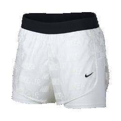 40%OFF!<ナイキ(NIKE)公式ストア>ナイキ エア ウィメンズ ランニングショートパンツ AQ5635-100 ホワイト★30日間返品無料 / Nike+メンバー送料無料!画像