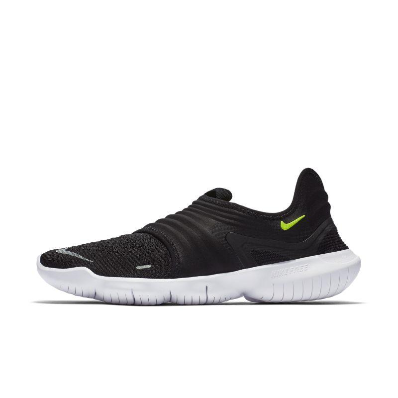 Nike Free RN Flyknit 3.0 Zapatillas de running - Hombre - Negro