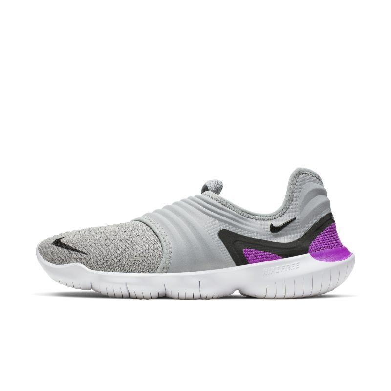 Nike Free RN Flyknit 3.0 Zapatillas de running - Hombre - Gris