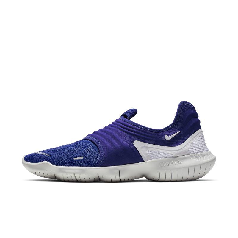 Scarpa da running Nike Free RN Flyknit 3.0 - Uomo - Blu