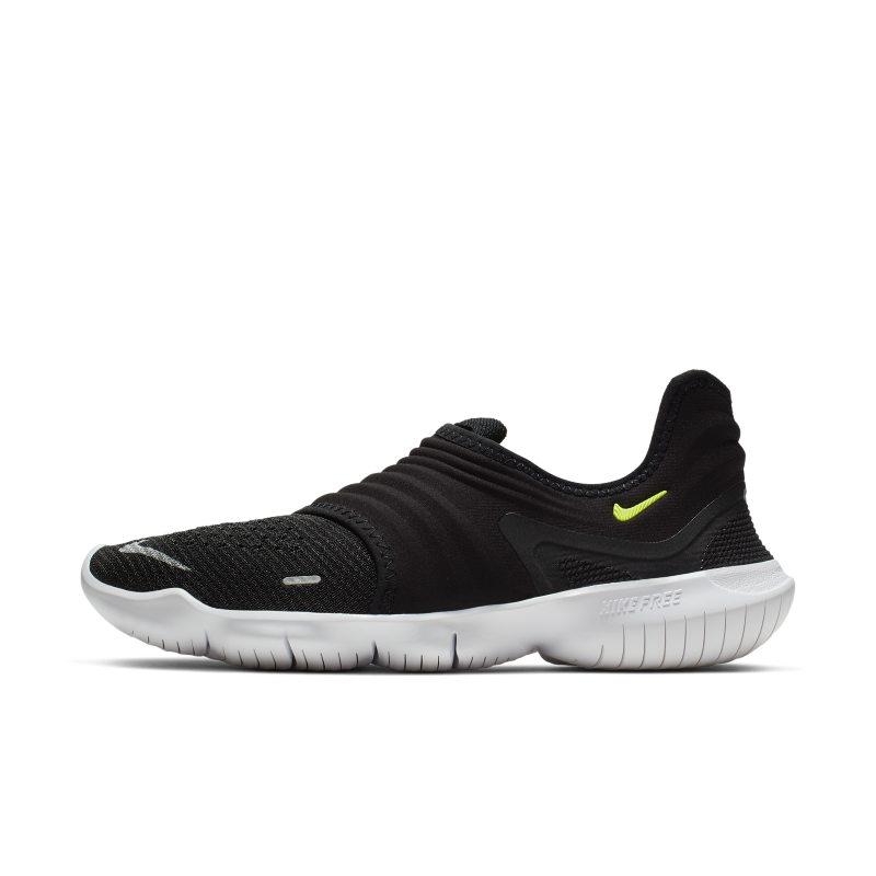 Nike Free RN Flyknit 3.0 Zapatillas de running - Mujer - Negro
