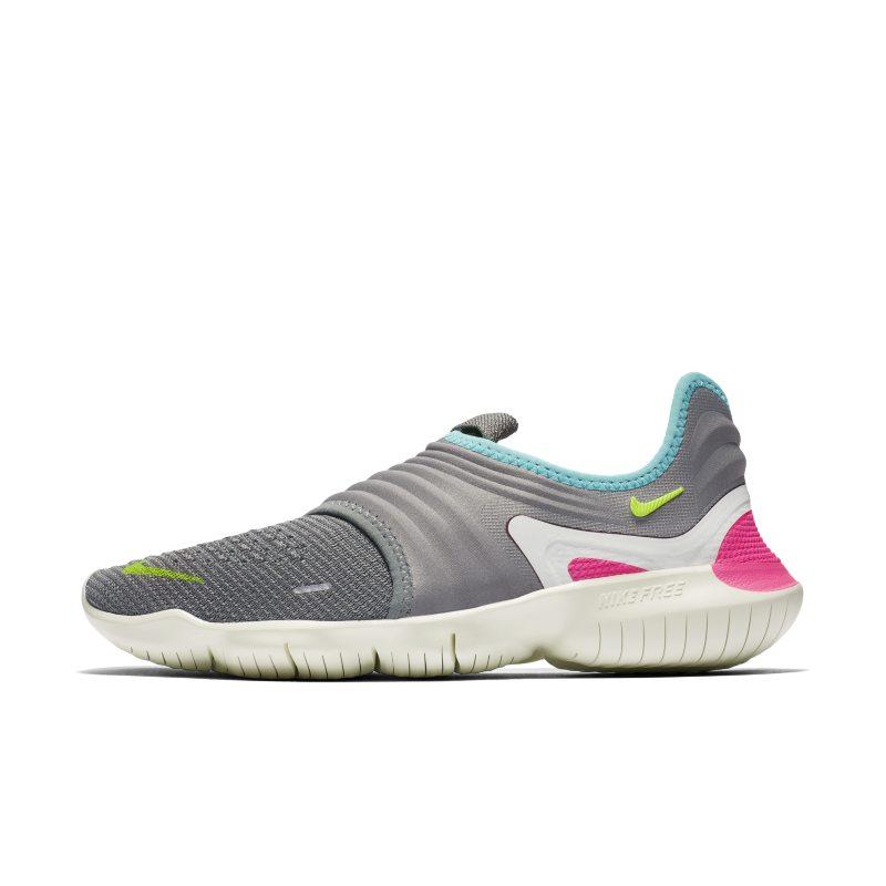 Nike Free RN Flyknit 3.0 Zapatillas de running - Mujer - Gris