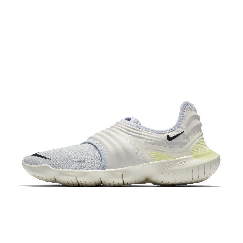 Scarpa da running Nike Free RN Flyknit 3.0 Donna Silver