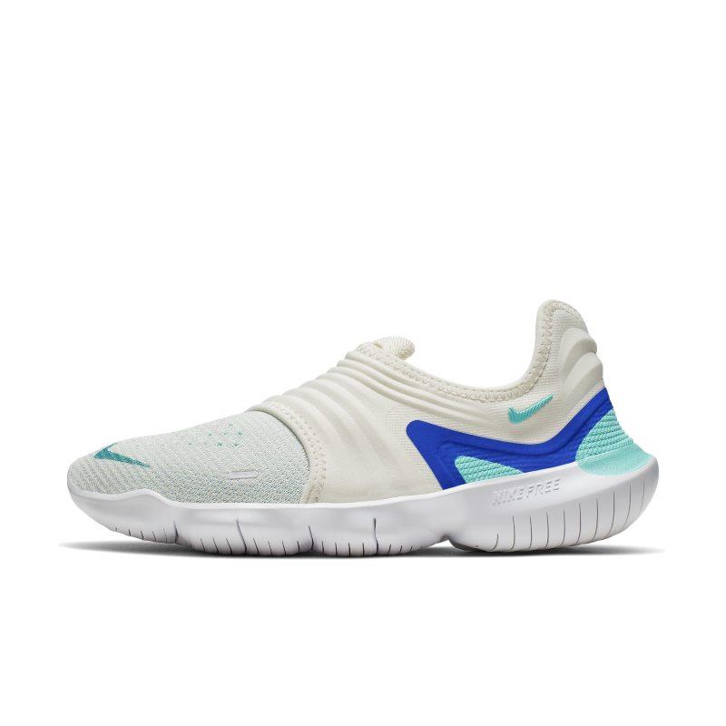 Nike Free RN Flyknit 3.0 Zapatillas de running - Mujer - Crema