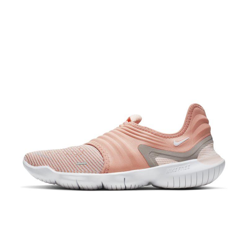 Nike Free RN Flyknit 3.0 Zapatillas de running - Mujer - Rosa