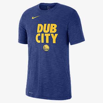 b6fe82655d104 Men's Golden State Warriors Short Sleeve Shirts. Nike.com