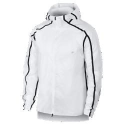 <ナイキ(NIKE)公式ストア>ナイキ テック メンズ ランニングジャケット AQ6713-100 ホワイト ★30日間返品無料 / Nike+メンバー送料無料!画像