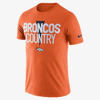 Nike Dri-FIT (NFL Broncos). Men s T-Shirt ef80e10b0