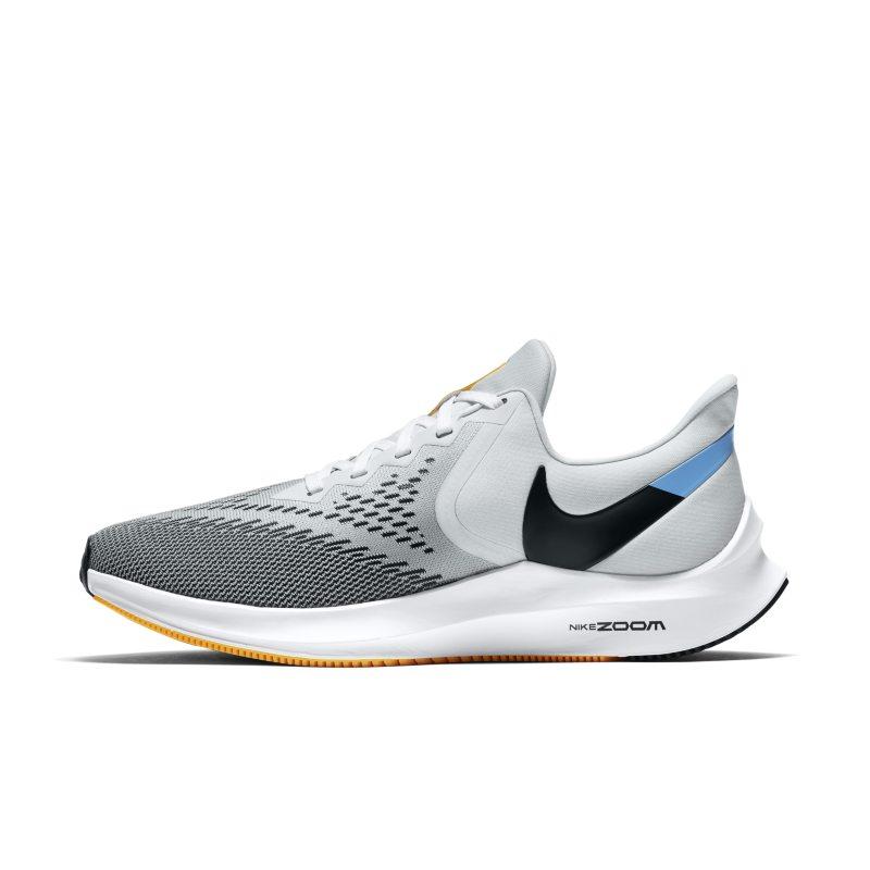 Nike Air Zoom Winflo 6 Zapatillas de running - Hombre - Plata