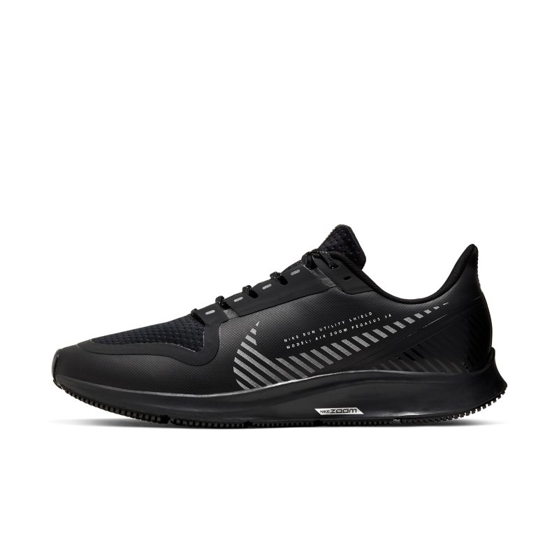 Nike Air Zoom Pegasus 36 Shield Zapatillas de running - Hombre - Negro