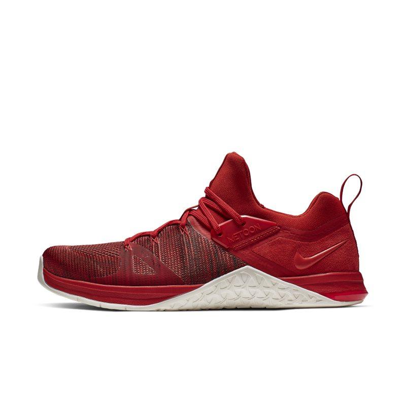 buy online 2a1a9 c21eb Sko Nike Metcon Flyknit 3 för crosstraining och tyngdlyftning för män - Röd