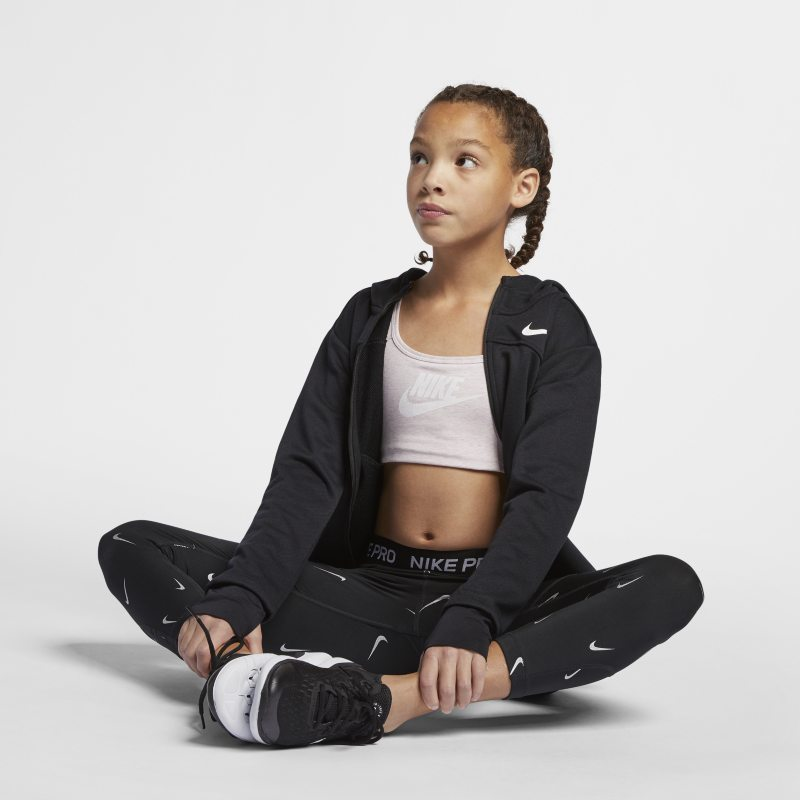 Nike Sportswear Sujetador para el día a día - Niña - Rosa
