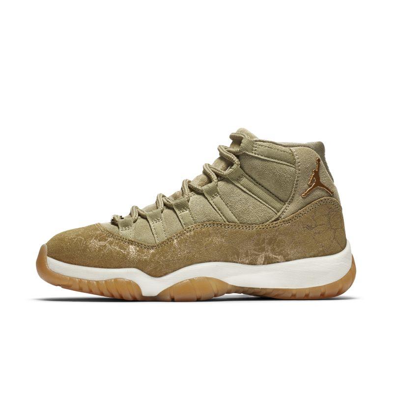 Sneaker Nike Air Jordan 11 Retro Zapatillas - Mujer - Oliva