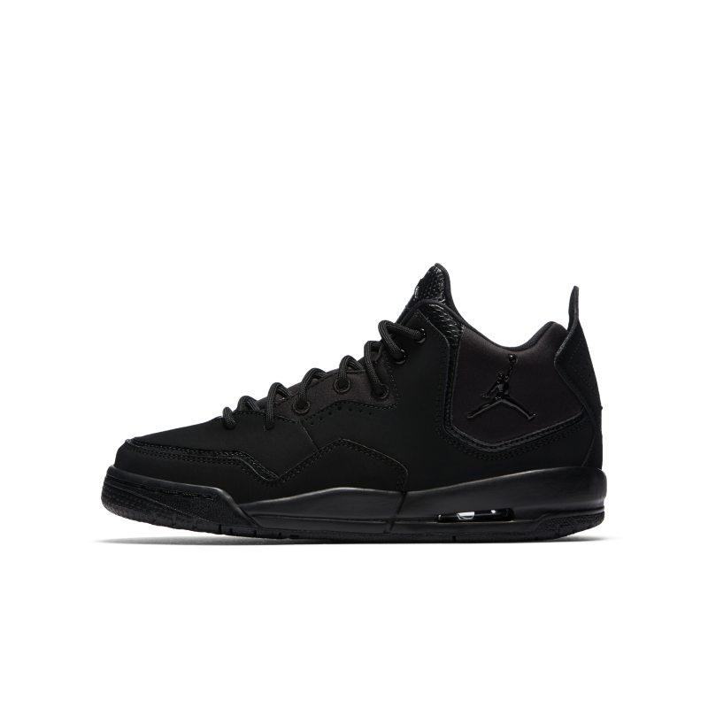 Jordan Courtside 23 Genç Çocuk Ayakkabısı  AR1002-001 -  Siyah 38 Numara Ürün Resmi