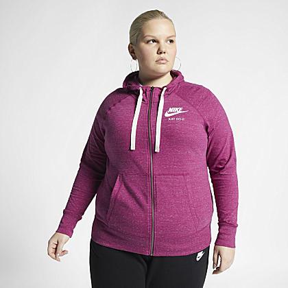 d5a5cec29328 Nike Sportswear Gym Vintage Women s Full-Zip Hoodie. Nike.com