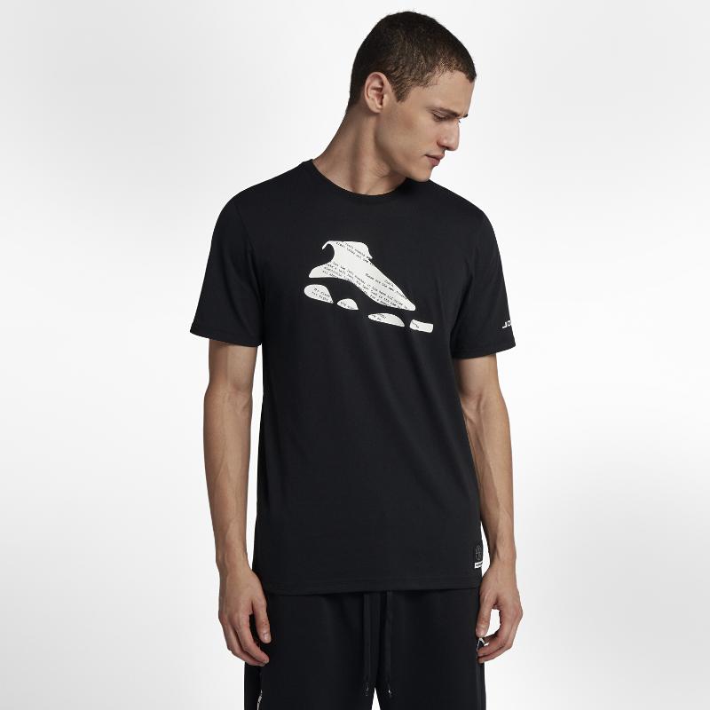30%OFF!<ナイキ(NIKE)公式ストア>ジョーダン スポーツウェア 'He Got Game' メンズ Tシャツ AR1273-010 ブラック 30日間返品無料 / Nike+メンバー送料無料