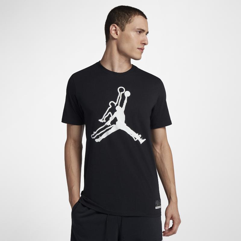 30%OFF!<ナイキ(NIKE)公式ストア>ジョーダン スポーツウェア ジャンプマン 'He Got Game' メンズ Tシャツ AR1284-010 ブラック 30日間返品無料 / Nike+メンバー送料無料