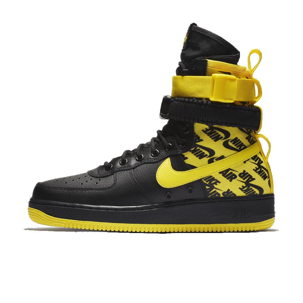 hot sales 19377 09a07 Nike SF Air Force 1 Hi Men s Boot Size 15 (Black)