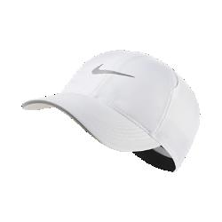 <ナイキ(NIKE)公式ストア>ナイキ フェザーライト ウィメンズ ランニングキャップ AR2028-100 ホワイト 30日間返品無料 / Nike+メンバー送料無料