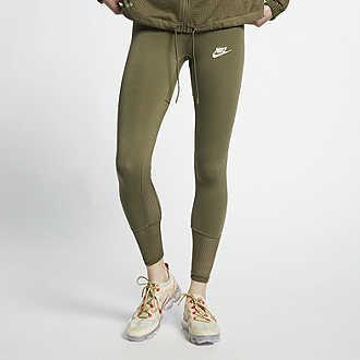 119e08fe80547 Nike Sportswear. Women's Mesh Leggings