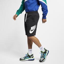 ナイキ スポーツウェア メンズショートパンツ AR2376-010 ブラックの画像