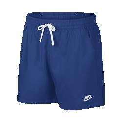 <ナイキ(NIKE)公式ストア>ナイキ スポーツウェア メンズ ウーブン ショートパンツ AR2383-438 ブルー画像