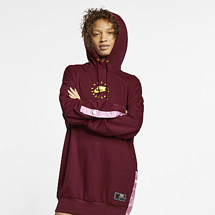6bb5e1fb720d Women s Hooded Dress.  75 55.97. Nike Sportswear NSW