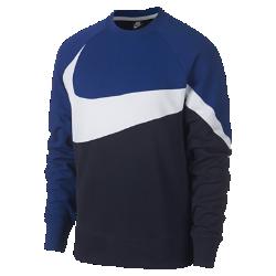 <ナイキ(NIKE)公式ストア>ナイキ スポーツウェア メンズ フレンチ テリー クルー AR3089-451 ブルー画像