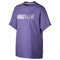 20%OFF!<ナイキ(NIKE)公式ストア>ナイキ エア ウィメンズトップ AR3148-567 パープル ★30日間返品無料 / Nike+メンバー送料無料!画像