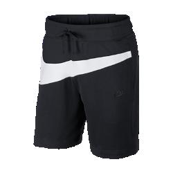 <ナイキ(NIKE)公式ストア>ナイキ スポーツウェア メンズ フレンチ テリー ショートパンツ AR3162-010 ブラック画像