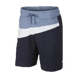 <ナイキ(NIKE)公式ストア>ナイキ スポーツウェア メンズ フレンチ テリー ショートパンツ AR3162-438 ブルー画像