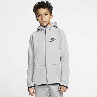 a12a82f99 Nike Sportswear Tech Fleece. Big Kids' Full-Zip Jacket