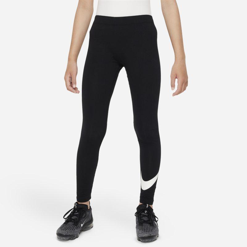 Nike Sportswear Favorites Legging voor meisjes - Zwart