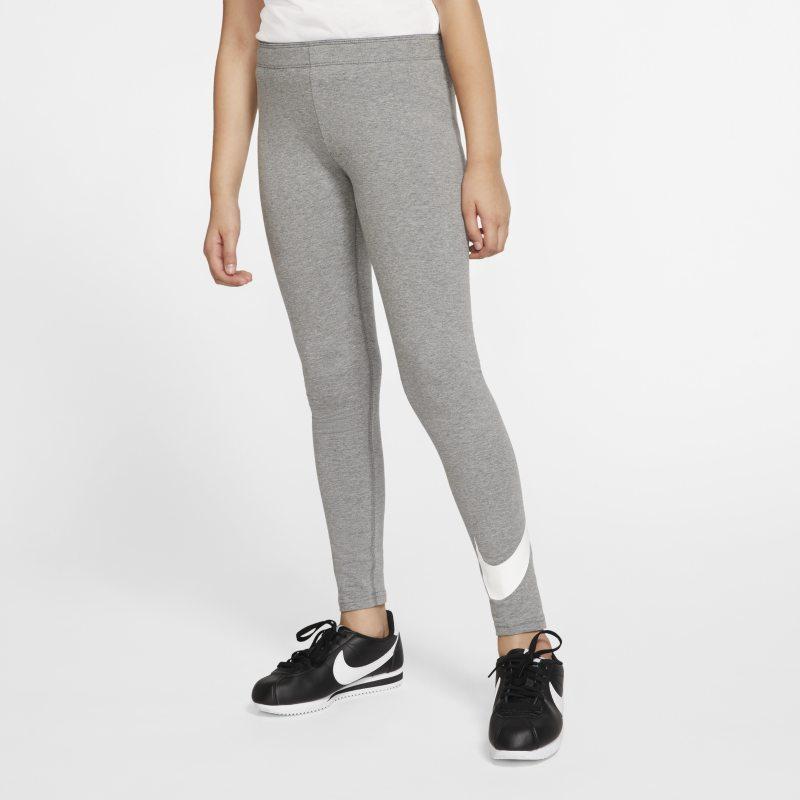 Nike Sportswear Favorites Legging voor meisjes - Grijs