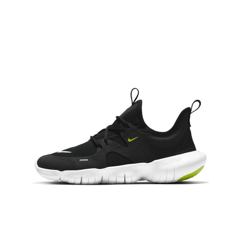 Scarpa da running Nike Free RN 5.0 - Ragazzi - Nero