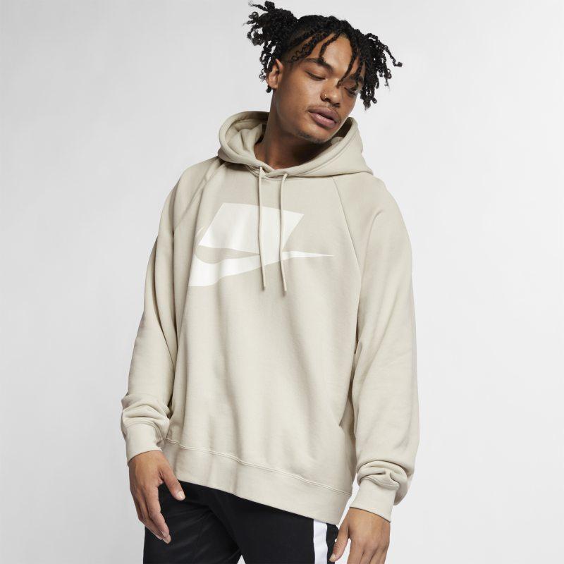 Nike Sportswear NSW Fransız Havlu Kumaşı Erkek Kapüşonlu Üst  AR4854-072 -  Krem M Beden Ürün Resmi