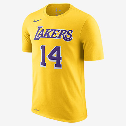 448b0cd3e87c Los Angeles Lakers Crown Men s NBA T-Shirt. Nike.com