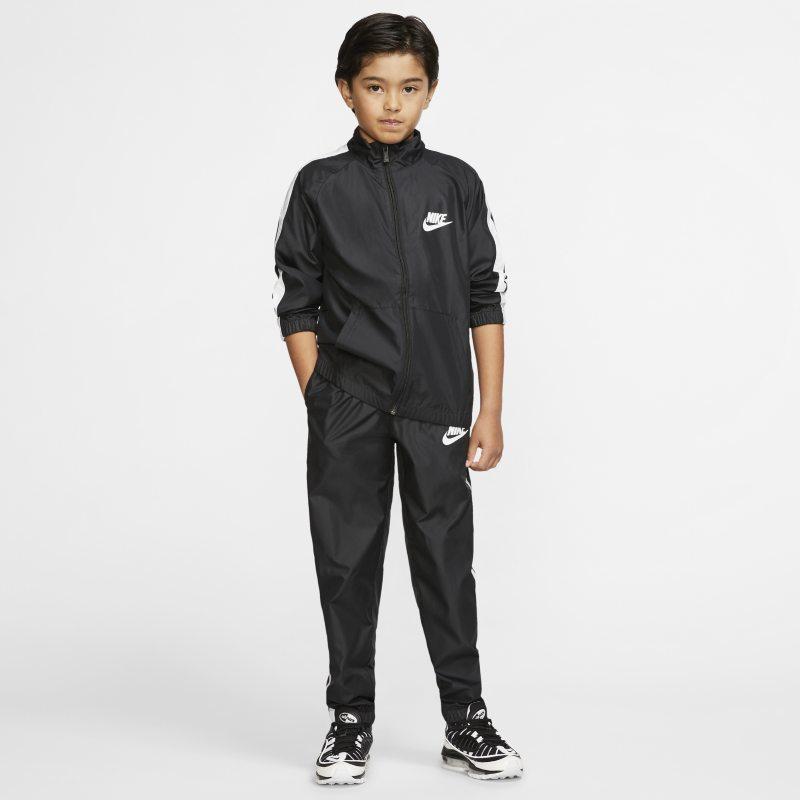 Nike Sportswear Genç Çocuk (Erkek) Eşofmanı  AR5103-010 -  Siyah S Beden Ürün Resmi