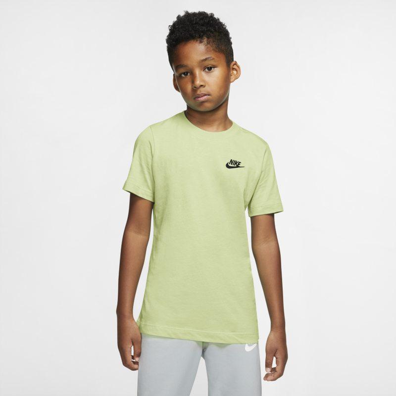 Nike Sportswear T-shirt voor kids - Groen