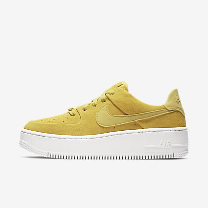 new style a7586 a9a4a Nike Air Force 1 Sage Low. 4 Colors