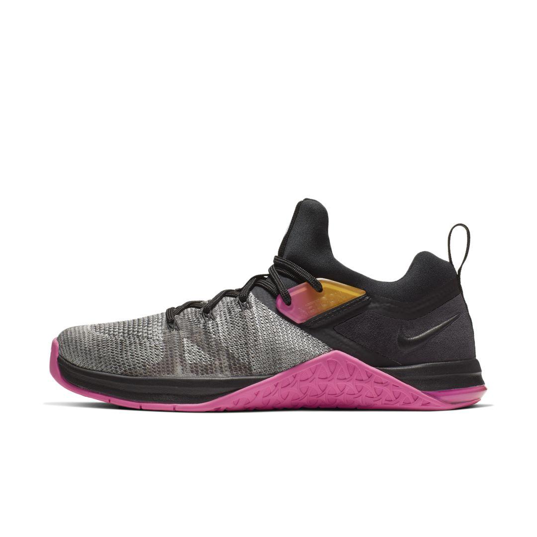Nike Metcon Flyknit 3 Women's Cross Training/Weightlifting Shoes
